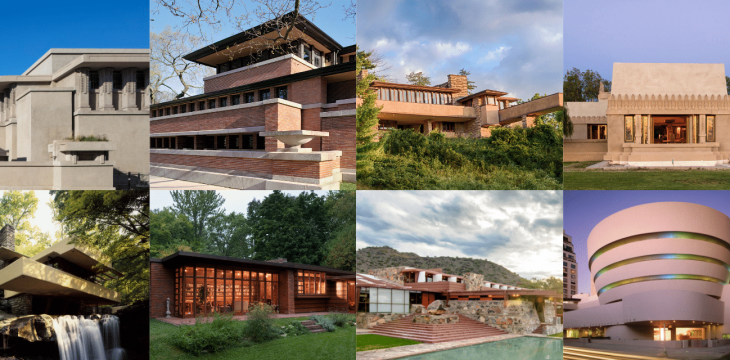 Top 10 Books About Frank Lloyd Wright